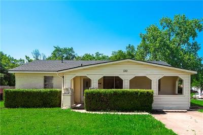 Lewisville Single Family Home For Sale: 730 W Purnell Road