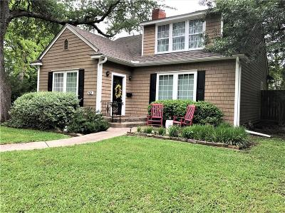 Cooke County Single Family Home For Sale: 702 S Denton Street