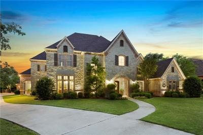 Argyle Single Family Home Active Option Contract: 1210 Tate Lane