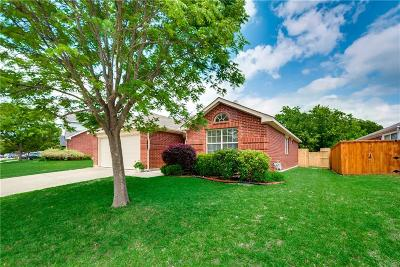 Garland Single Family Home Active Option Contract: 814 Bard Drive