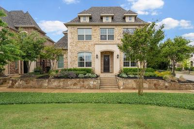 Southlake Single Family Home For Sale: 1528 Le Mans Lane