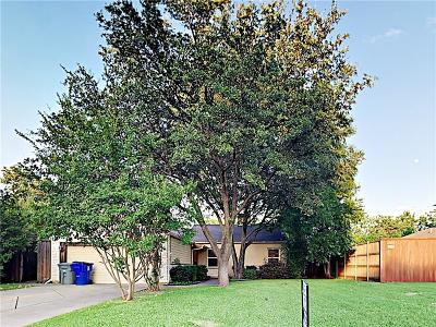Dallas County Single Family Home For Sale: 6910 Oriole Drive