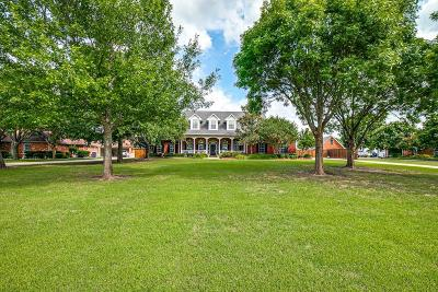 Rockwall Single Family Home Active Contingent: 2144 Chisholm Trail