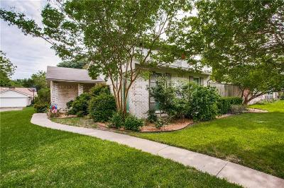 Richardson Single Family Home Active Option Contract: 413 Bedford Drive