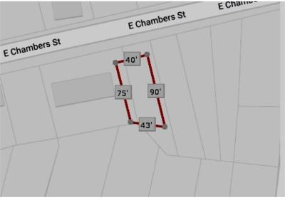 Cleburne Residential Lots & Land For Sale: 626 E Chambers Street