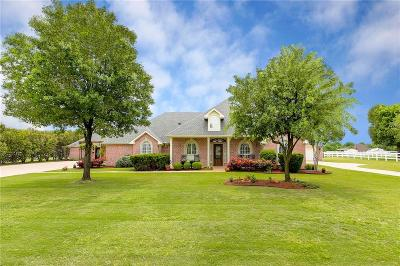 Haslet Single Family Home For Sale: 1025 Morton Hill Lane