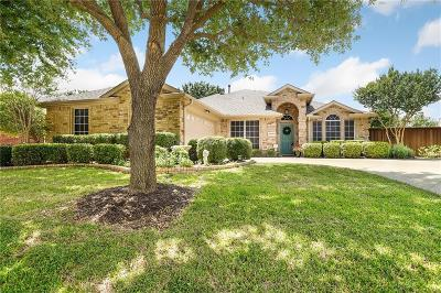Frisco Single Family Home For Sale: 12405 Colorado Drive