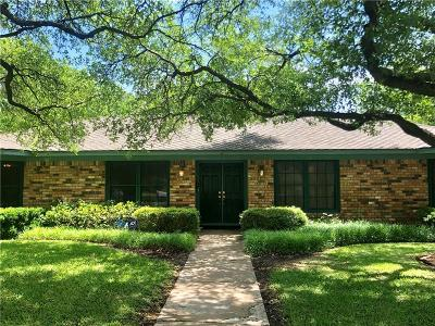 Fort Worth Single Family Home For Sale: 6005 Wester Avenue