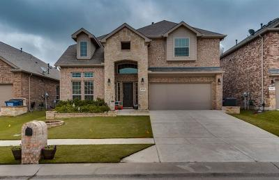Frisco Single Family Home Active Option Contract: 4113 Netherfield Road