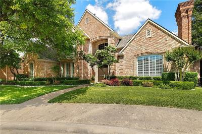 Collin County Single Family Home For Sale: 18112 Hollow Oak Court