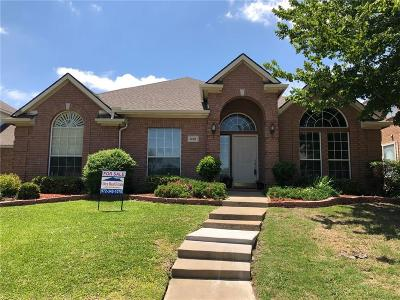 Plano Single Family Home For Sale: 8301 Spring Ridge Drive