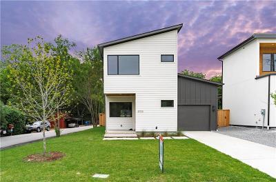 Dallas Single Family Home For Sale: 8703 San Leandro Drive