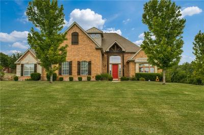 Parker County Single Family Home Active Option Contract: 140 Rustling Elm Way