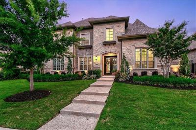 Southlake, Westlake, Trophy Club Single Family Home Active Option Contract: 600 Cascade Springs Drive