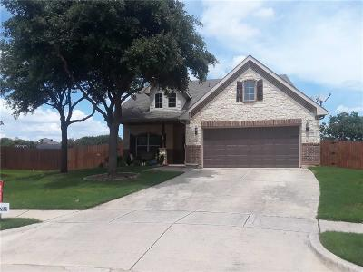 Crowley Single Family Home For Sale: 1108 Harwood Court
