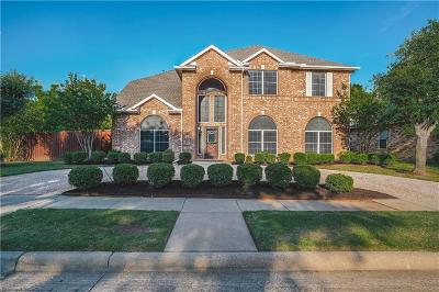 Carrollton Single Family Home For Sale: 3208 Hillpark Lane