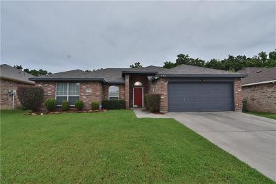 Mansfield Single Family Home Active Option Contract: 2113 Turtle Cove Drive
