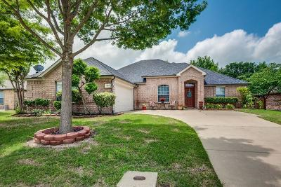Midlothian Single Family Home Active Contingent: 537 Branchwood Drive