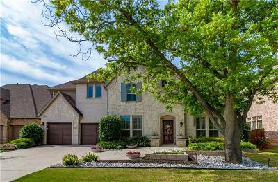 Grapevine Single Family Home For Sale: 3205 Heritage Cove