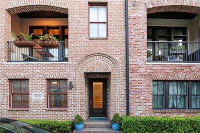 Downtown Dallas Townhouse For Sale: 2120 Helsminster Drive