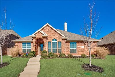 Rockwall Single Family Home Active Contingent: 1362 White Water Lane