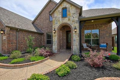 Prosper Single Family Home For Sale: 721 Hampshire Court