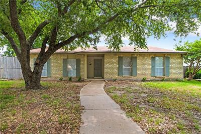 The Colony Single Family Home For Sale: 5008 Strickland Avenue
