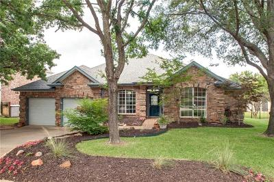 Highland Village TX Single Family Home Active Option Contract: $299,900