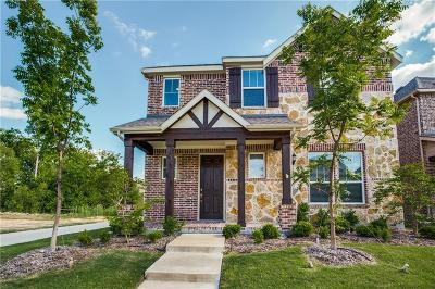 Allen Single Family Home For Sale: 809 Birdie Drive