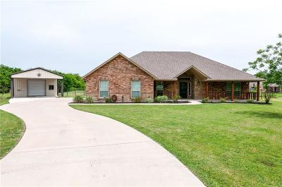 Springtown Single Family Home For Sale: 204 N Doubleday Court