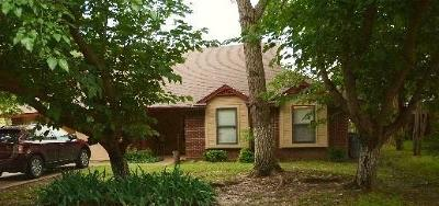 Corinth Single Family Home Active Option Contract: 2603 Valley View Drive