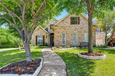 Denton County Single Family Home For Sale: 4608 Newcastle Drive
