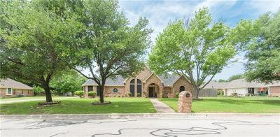 Keller Single Family Home For Sale: 1204 Oak Bend Lane