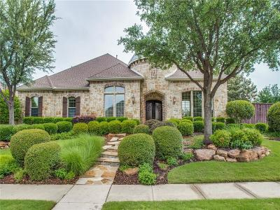 Frisco Single Family Home For Sale: 5084 Thackery Drive