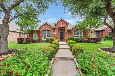 Frisco Single Family Home For Sale: 8777 Turnberry Drive