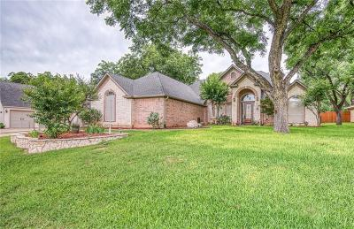 Granbury Single Family Home For Sale: 9603 Bellechase Road