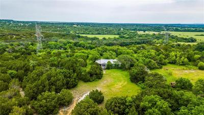 Parker County Farm & Ranch Active Option Contract: 1400 Spring Creek Road