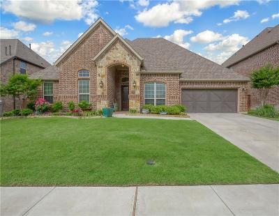 McKinney Single Family Home For Sale: 7809 Medina Way