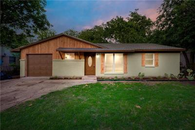 Duncanville Single Family Home Active Contingent: 1334 Winding Trail