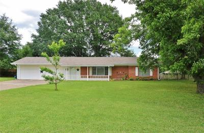 Lindale Single Family Home For Sale: 1516 Wood Springs Road