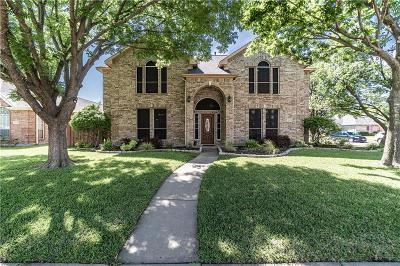 Rowlett Single Family Home For Sale: 7202 Euclid Drive