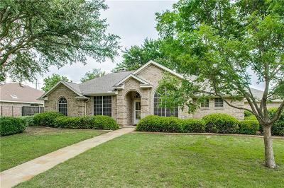 Lewisville Single Family Home Active Option Contract: 1921 Buffalo Bend Drive
