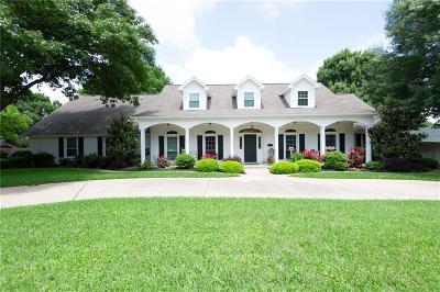 Johnson County Single Family Home For Sale: 918 Hemphill Drive