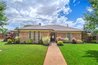 Plano TX Single Family Home Active Contingent: $299,900