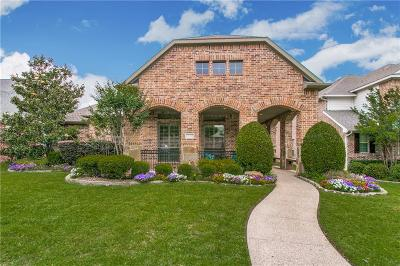Lewisville Single Family Home Active Option Contract: 829 Winchester Drive