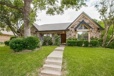 Garland Single Family Home For Sale: 3113 Princewood Drive
