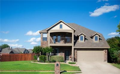 Fort Worth TX Single Family Home For Sale: $298,800