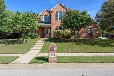 Denton Single Family Home For Sale: 2229 Jefferson Trail