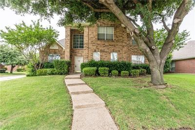 Carrollton Single Family Home Active Option Contract: 2201 Rachel Court