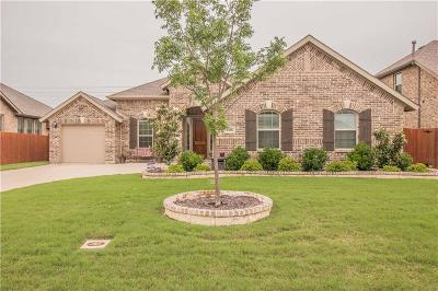 Rowlett Single Family Home Active Option Contract: 6106 Tuckers Place